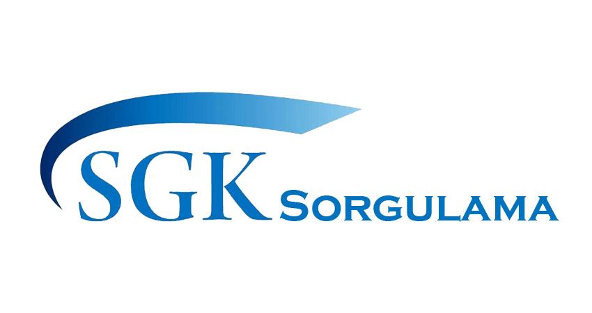 SGK Sorgulama